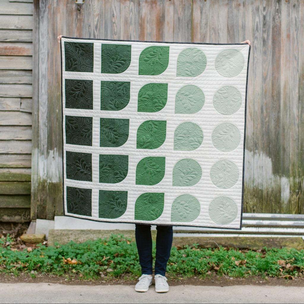 Evolve Quilt Pattern