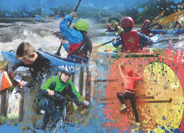 Secondary school outdoor activity
