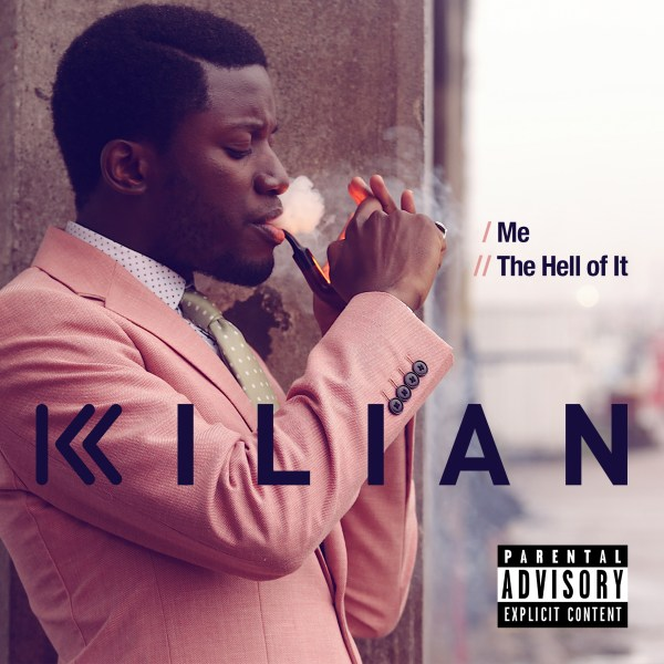 Kilian - Me & The Hell of It (Artwork)