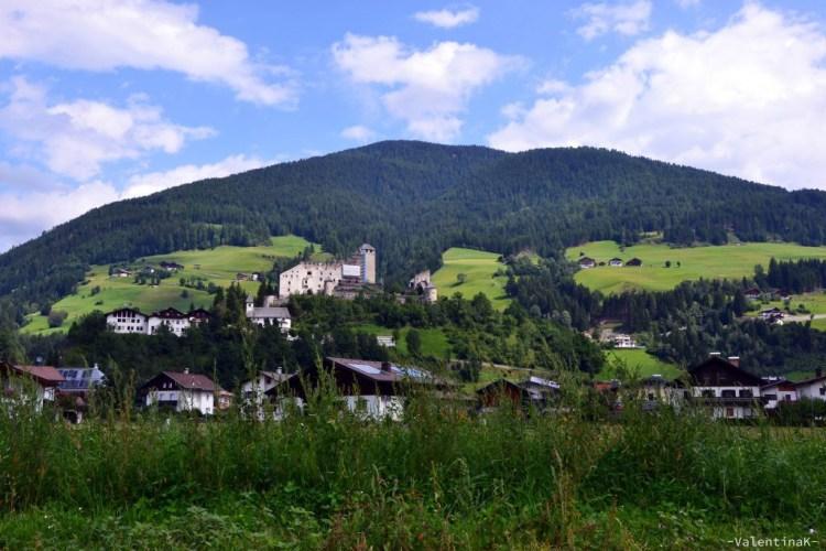 Tratto di pista ciclabile San Candido-Lienz in Austria