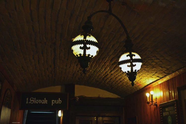 dove mangiare a Bratislava: lo Slovak Pub