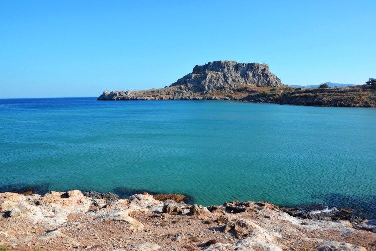 8 spiagge imperdibili sull'isola di Rodi: il mare turchese di agathi