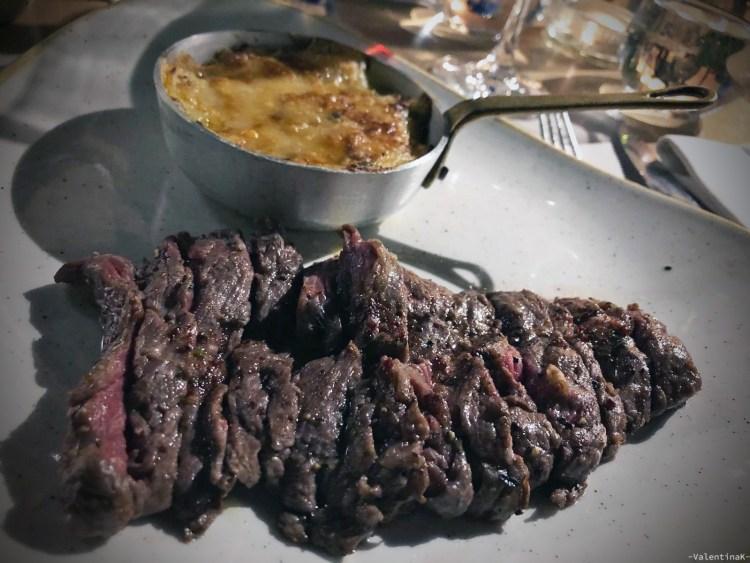 dove mangiare a zacinto: tagliata con patate al ristorante prosilio