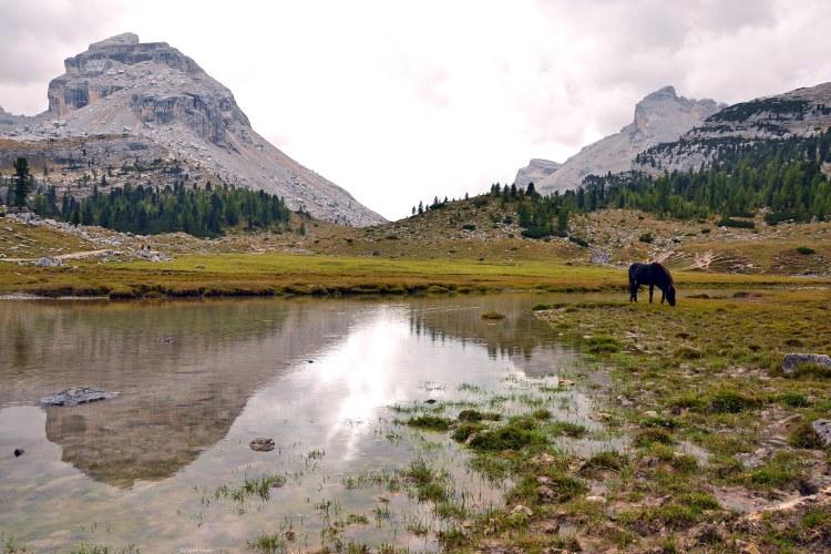 ABC dell'Alta Badia: laghi e fiumi a Fanes