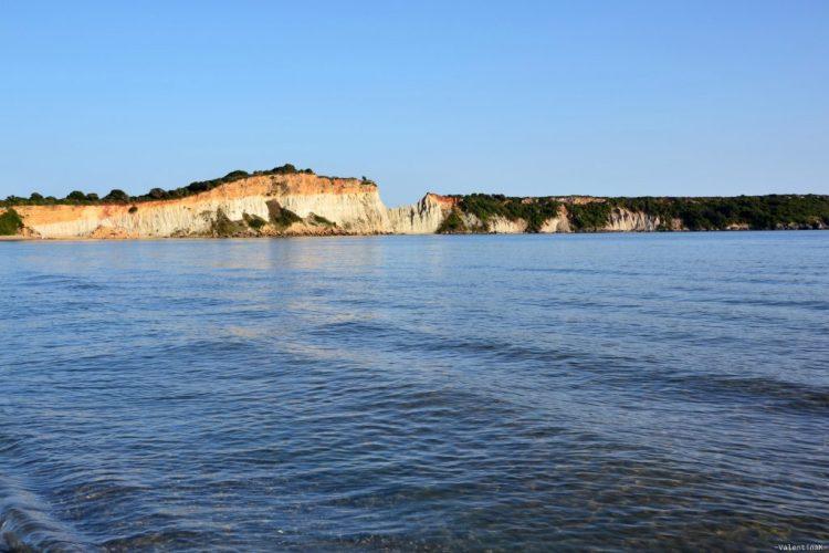 esperienze imperdibili a zacinto: la spiaggia di gerakas