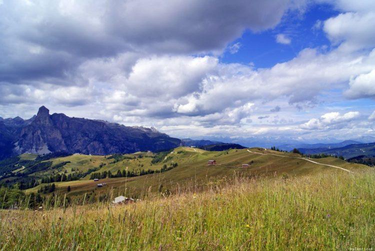 ABC dell'Alta Badia; l'altopiano del Pralongià