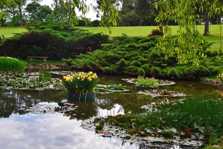 Parco Giardino Sigurtà: giardino acquatico romantico all'inglese