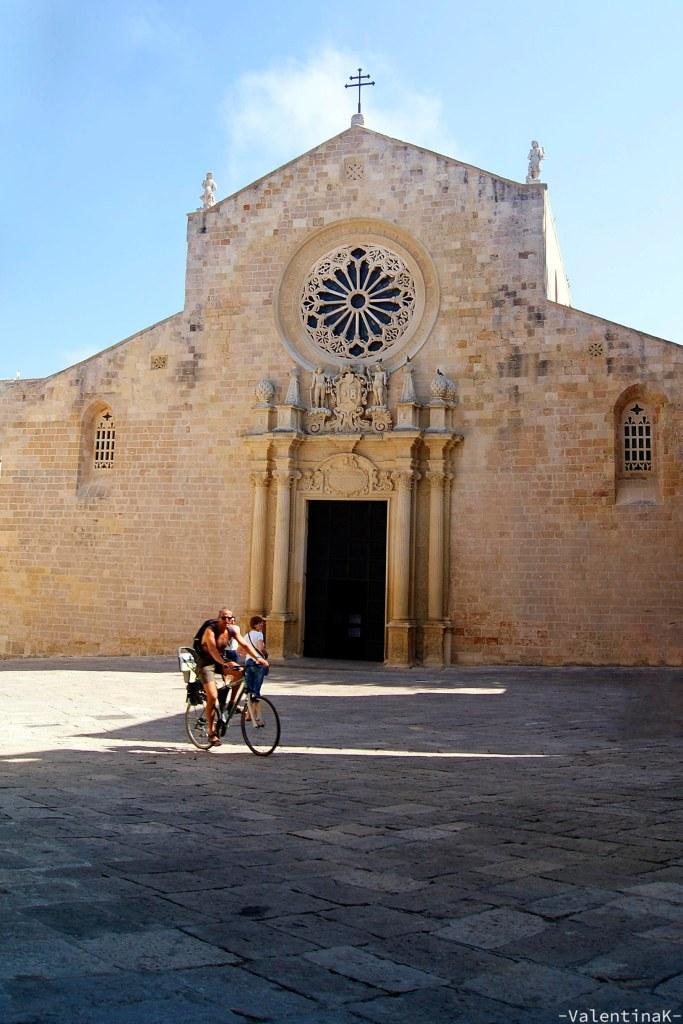 appunti sparsi su otranto: la cattedrale in pietra leccese