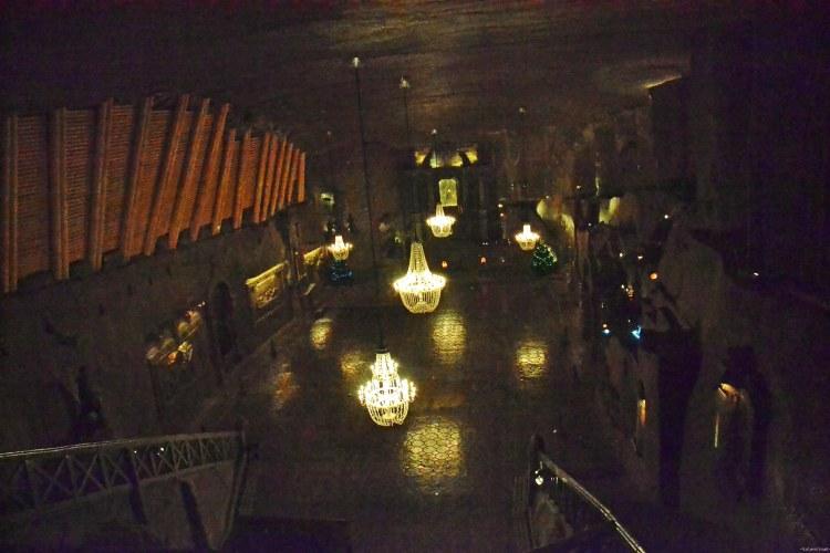 miniera di sale di wieliczka: la meravigliosa chiesa di santa kinga