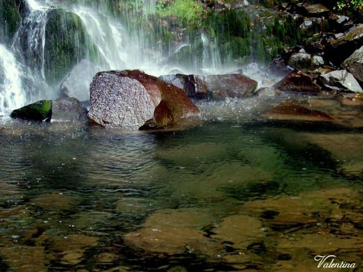 gita alle cascate del dardagna: angolo di frescura fatata
