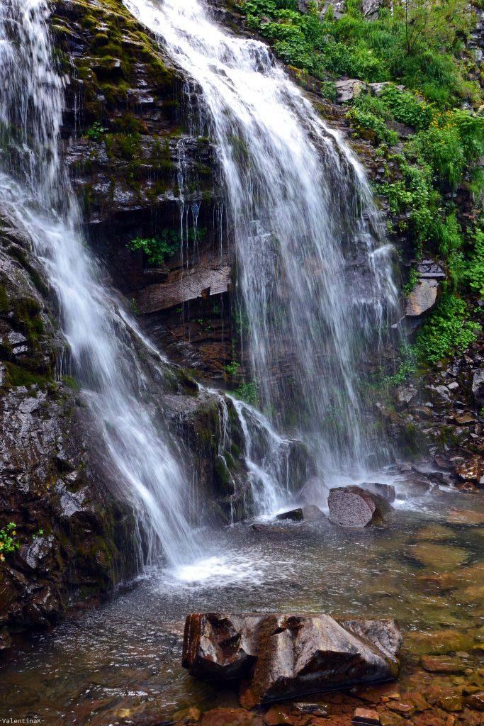 gita alle cascate del dardagna: un altro pittoresco salto
