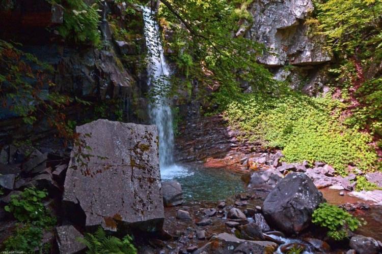 gita alle cascate del dardagna: angolo di natura splendida, da tomb raider