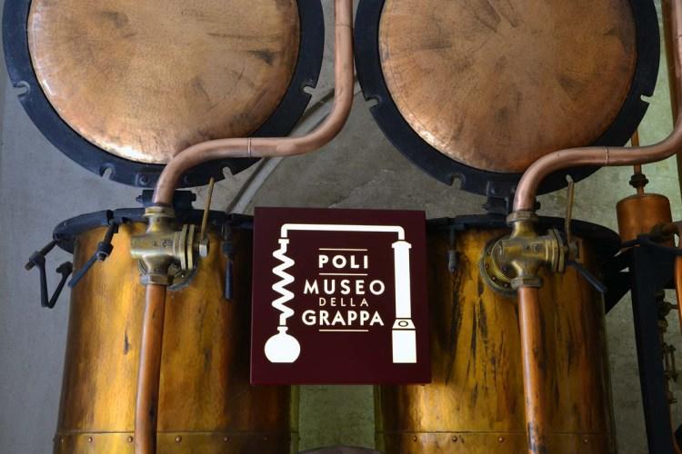 cosa fare a bassano del grappa: il museo poli della grappa