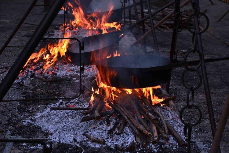 sagre d'autunno in emilia-romagna: sagra del marrone a castel del rio