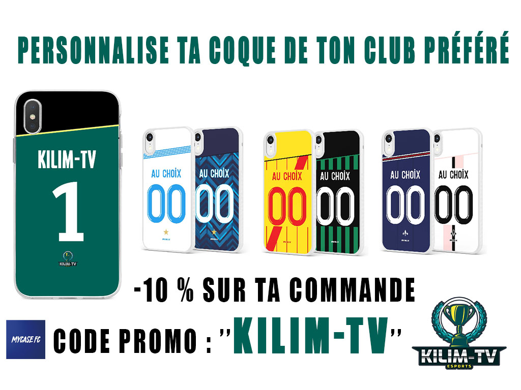 Nouveau partenaire kilim-tv.com – MYCASE FC
