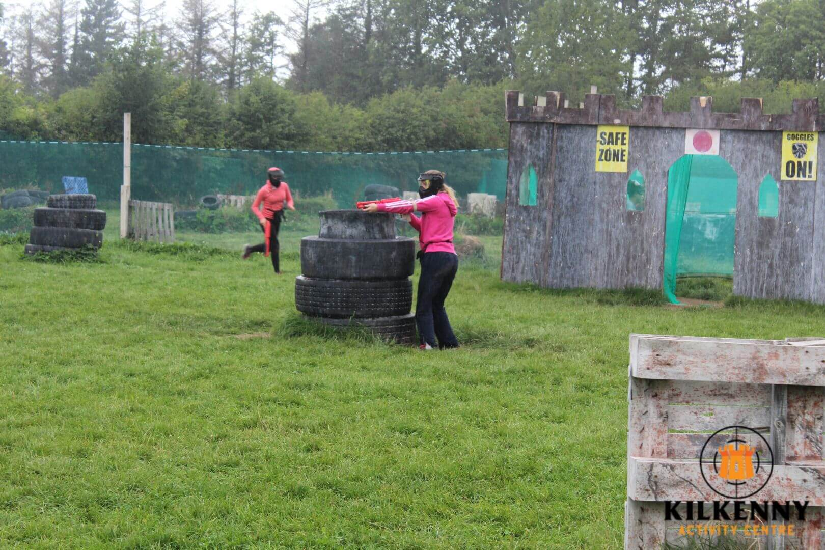 Splatball Kilkenny