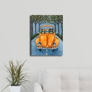 Acrylic Original Paintings