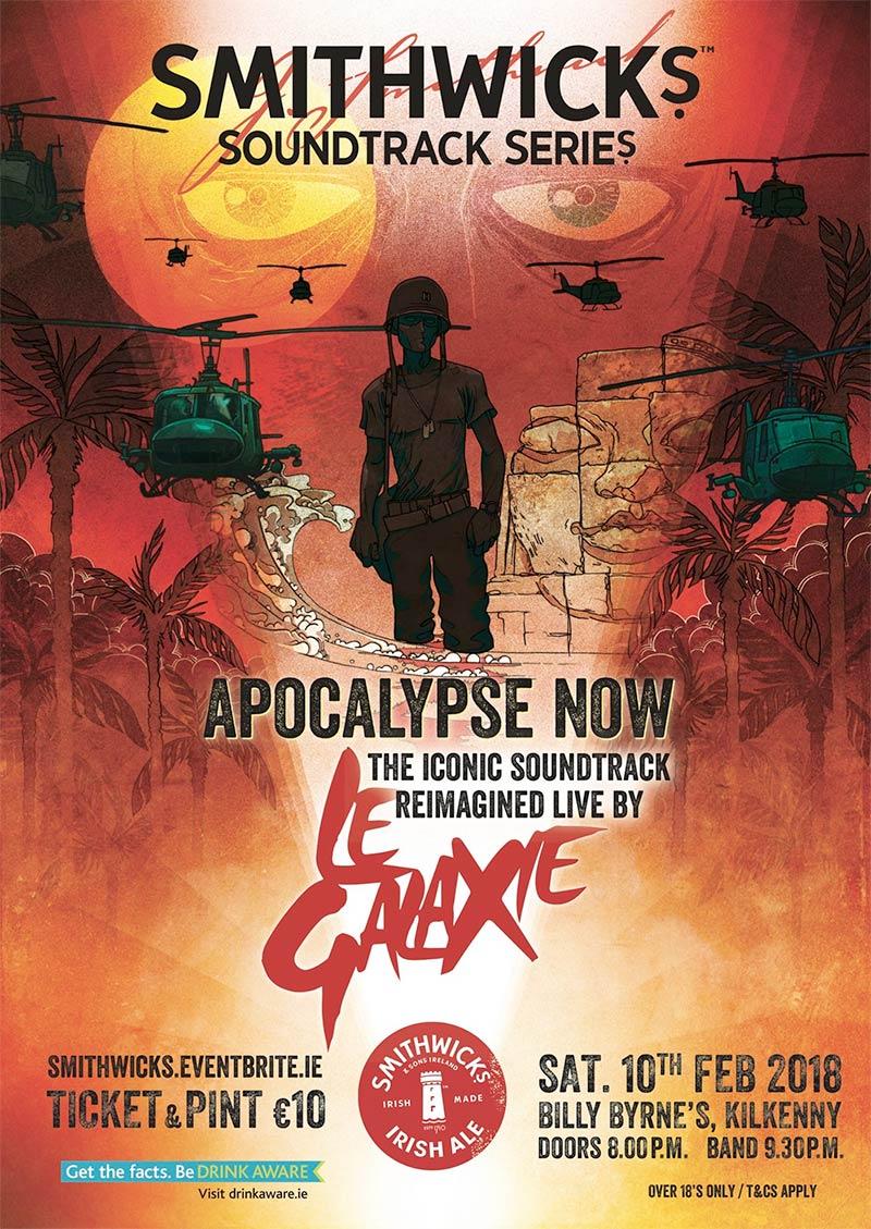 Le Galaxie: Apocalypse Now