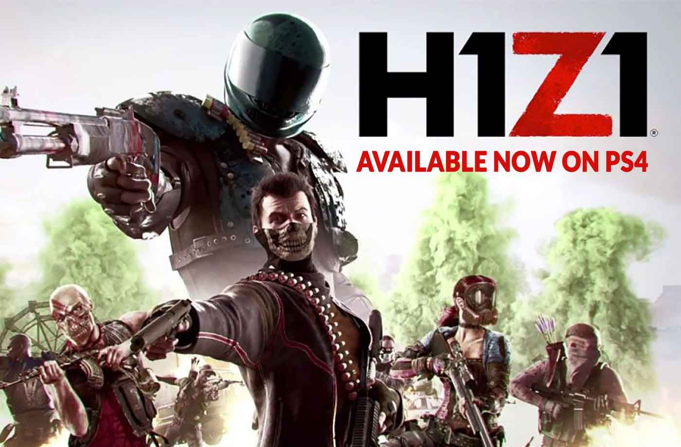 Tired Of Fortnite Heres How To Download H1Z1 On PS4