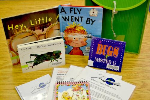 Family literacy activity Kits
