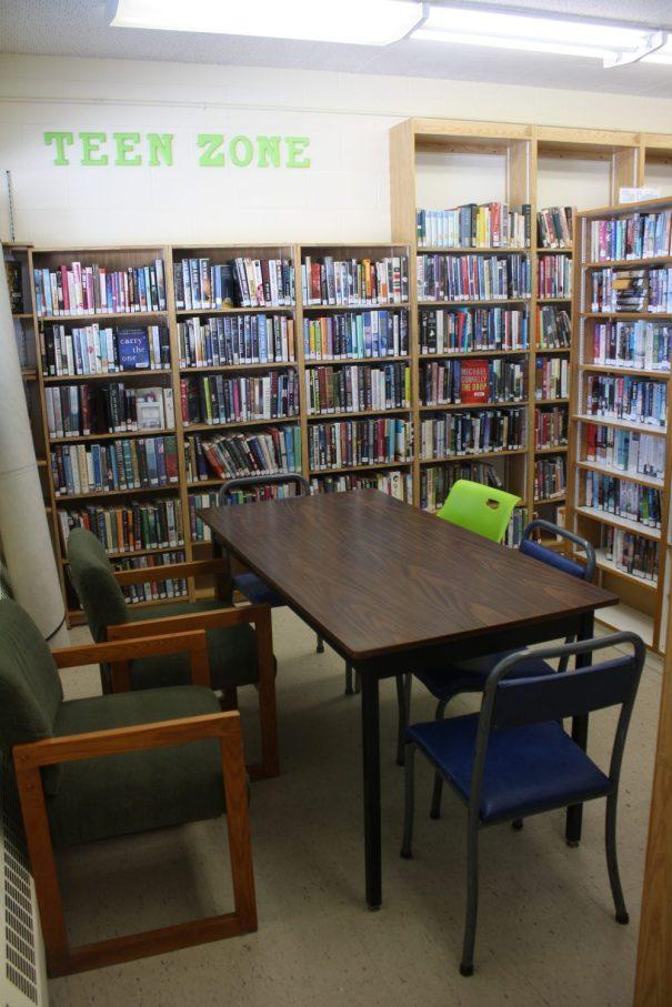 teen zone killaloe library