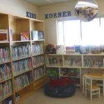 Kids Korner of the Killaloe Library