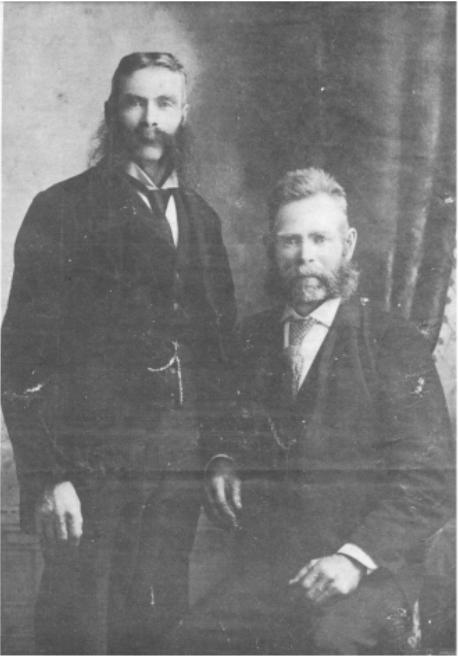 Martin O'Grady and William O'Grady