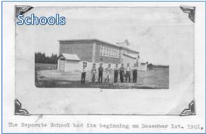 schools page