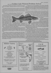 The Laker, Issue 3 from Friday, June 3rd 1988. Page 9