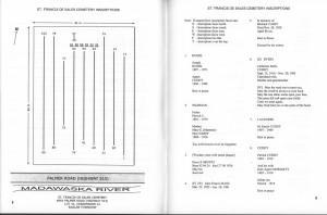 Roman Catholic Cemeteries of Raglan and Lyndoch- 6
