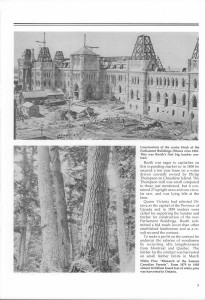 """The John R. Booth Story"" appeared in Volume 11, Number 2, Summer 1978 issue of ""Your Forests"" a Forest Resources Group Publication."