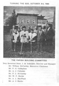 History of St. Andrews Parish as published in the Eganville Leader November 20th, 1961. Part 18 of 18. Betty Mullin Collection.