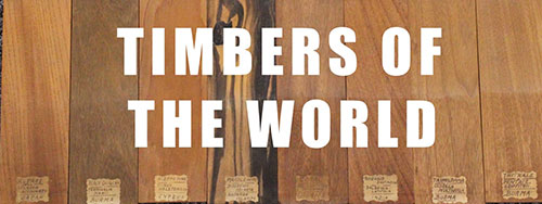 Timbers of the World Exhibition