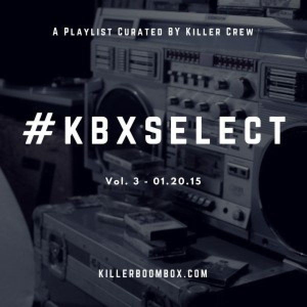 A Playlist Curated BY Killer Crew