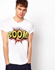 River Island 'BOOM' Tshirt