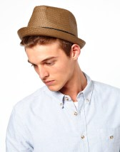 ASOS €17.14 - Straw Pork Pie Hat http://bit.ly/1vGtjnz