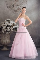 €349 - Simple Sweetheart Long Candy Pink Prom Dresses http://www.fannycrown.com/simple-sweetheart-long-candy-pink-prom-dresses.html