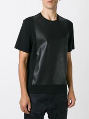 Neil Barrett @ Farfetch €311 - Boxy Paneled T-shirt http://bit.ly/1KJnyjD