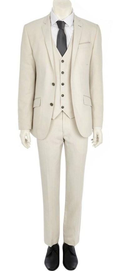 Exclusive White Slim Suit Jacket €135 - http://eu.riverisland.com/men/suits/slim-fit/White-slim-suit-jacket-278324