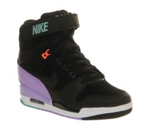 Nike €134 - Air Revolution Sky Hi Black Atomic Violet http://www.office.co.uk/view/product/office_catalog/5,20/1369603963