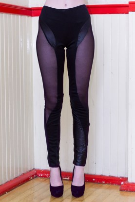 Evoque Mesh Panel Leggings £50/€60 - http://www.dancingdollsuk.com/product/evoque/