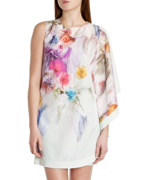 Ted Baker €190 - http://www.tedbaker.com/ie/Womens/Clothing/Dresses/DAHNNI-Floral-printed-dress-Pale-Green/p/110725-38-PALE-GREEN
