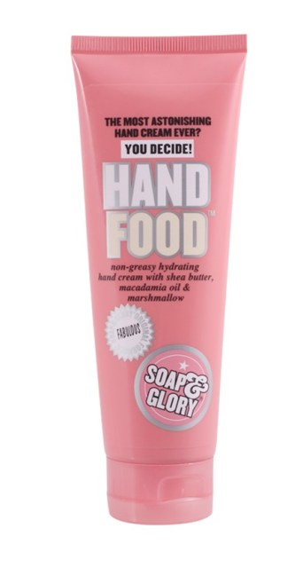 Soap & Glory €5.85 - Hand Food Hand Cream