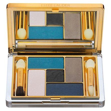 Estée Lauder €46.50 - Pure Color Five Colour Eyeshadow Palette in Blue Dahlia http://bit.ly/1mXrFJN