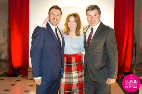 Clyde Carroll, Angela Scanlon & Richard Guiney