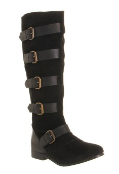 Office €140 - Nash Pirate Slouch Knee Boots http://bit.ly/1roukEo