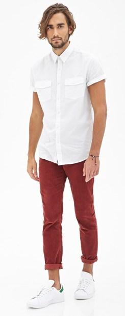 Forever 21 Men €16.45 - Classic Corduroy Pants http://bit.ly/1H6gBKg