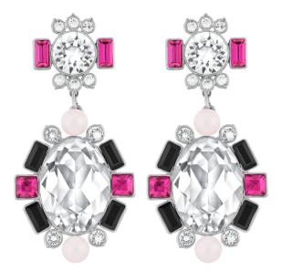 Swarovski Blanche Pierced Earrings