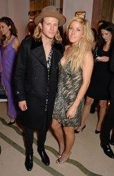 Dougie Poynter & Ellie Goulding