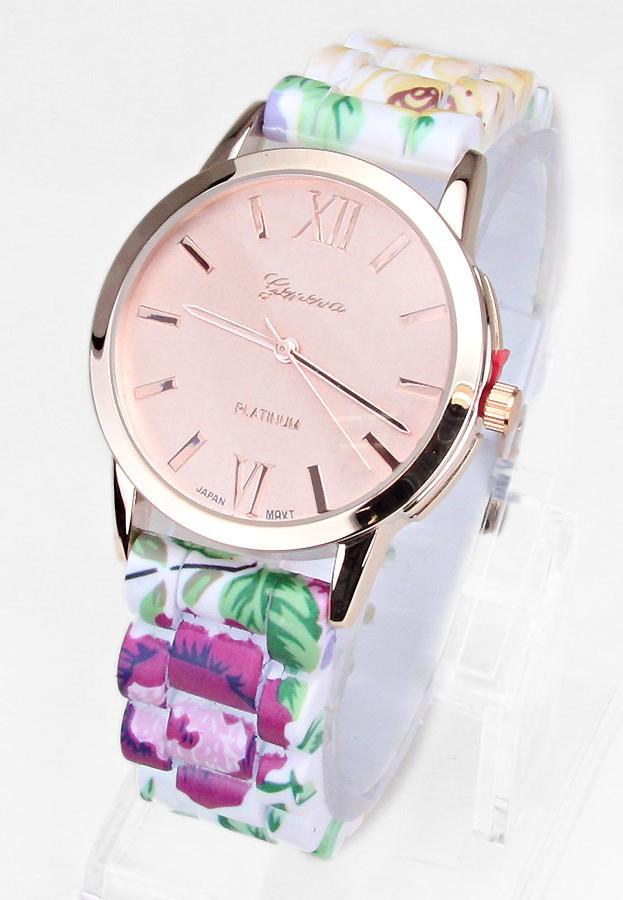 Glitz N Pieces €31.50 - Floral Watch http://bit.ly/1vtSJEI